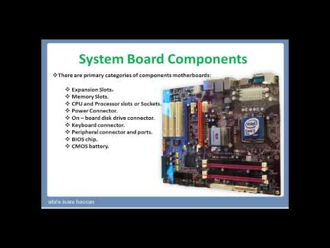 03-Motherboard and Expansion Slot