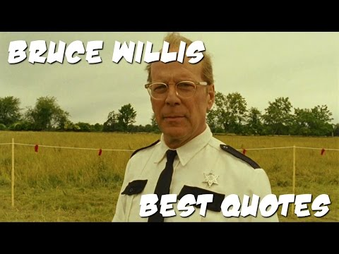100-ish Best Bruce Willis Quotes