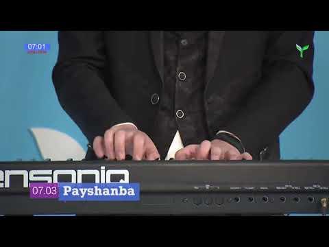 Azizbek Ortiqov Yoshlar Tv Yangi Kun Dasturida