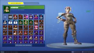 THE FOOTBALL SKINS ARE DEACTIVATED FORTNITE | KenYaa
