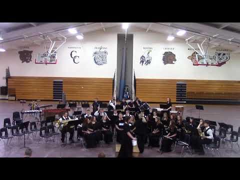 Lena High School Band @ Festival 2018 Gillett, WI