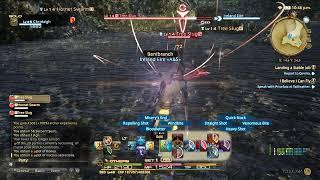 Final Fantasy XIV FFXIV BRD Bard Ireland Eire Bentbranch Everschade 25.04.17