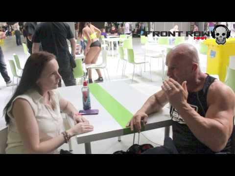 Ian Freeman UCFC 6 Interview at UK MMA Expo