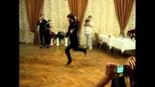 Красивая лезгинка. Лезгинка на Азербайджанской Свадьбе