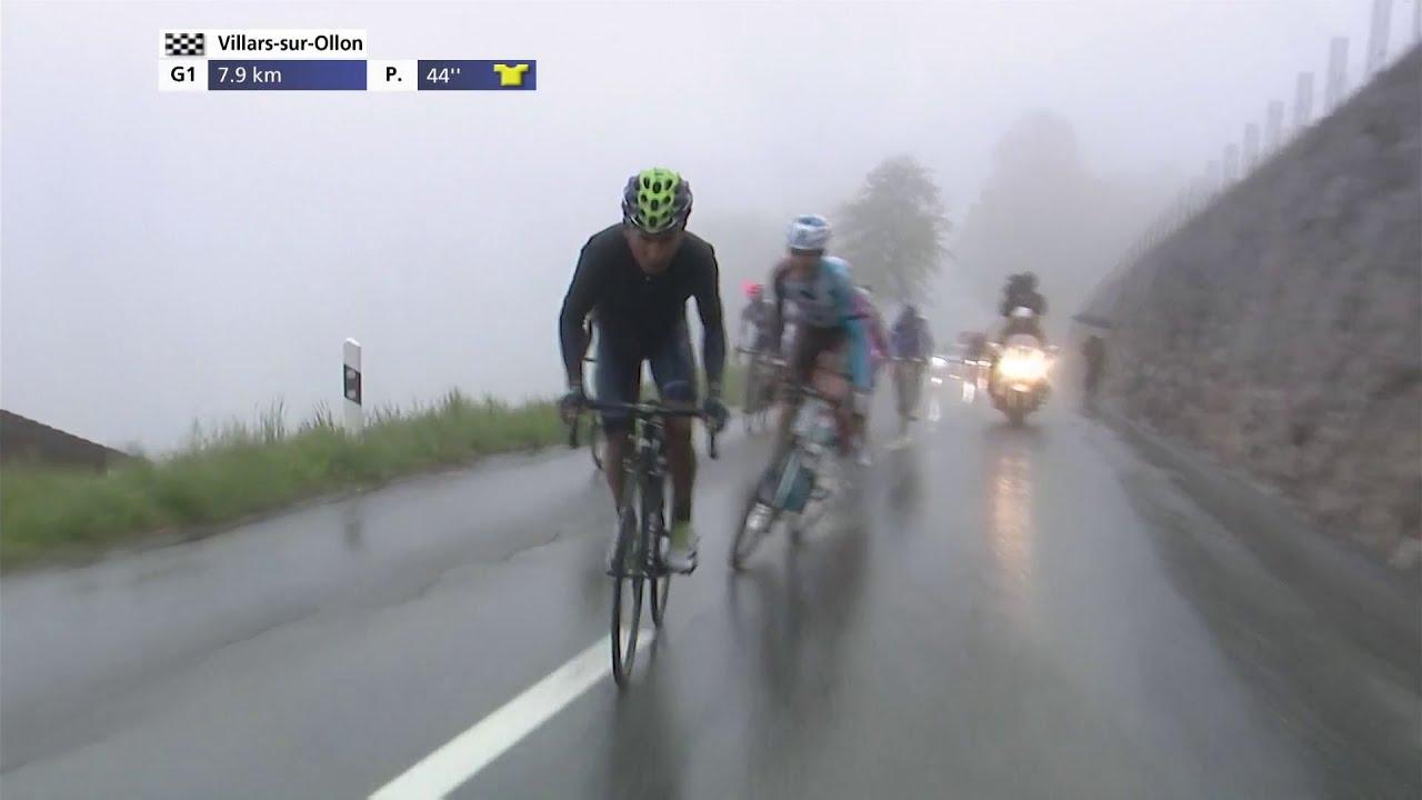 Tour de Romandie: Stage 4 - Highlights