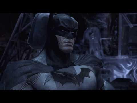 Batman Return To Arkham Asylum (PS4) Part 5 - Bane Boss Fight!