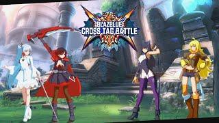 BlazBlue: Cross Tag Battle - Character Trailer