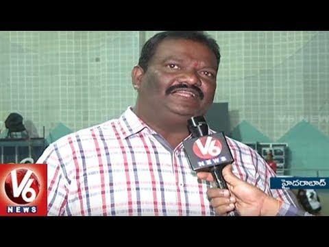 Special Report On Indoor & Outdoor Stadiums in Hyderabad | V6 News