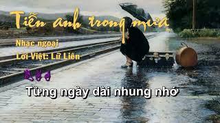 [Karaoke] Tiễn anh trong mưa