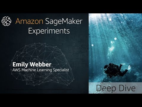 Organize, Track, and Evaluate ML Training Runs With Amazon SageMaker Experiments