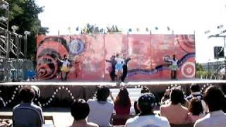 静大祭2010 社交ダンス部 フォーメーション J (2010/11/21)