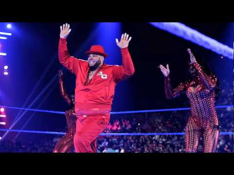 Brodus Clay at WrestleMania New WrestleMania Theme Song YouTube Takeover