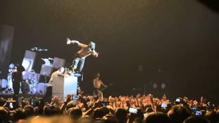 Concert Shaka Ponk Final Rockhal Esch Luxembourg 12.03.2015