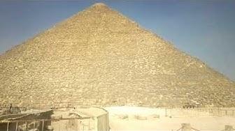 Egyptin Mysteerit - Suuri pyramidi ja sfinksi