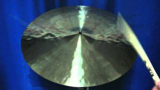 "DREAM 22"" Vintage Bliss Crash Ride Cymbal"