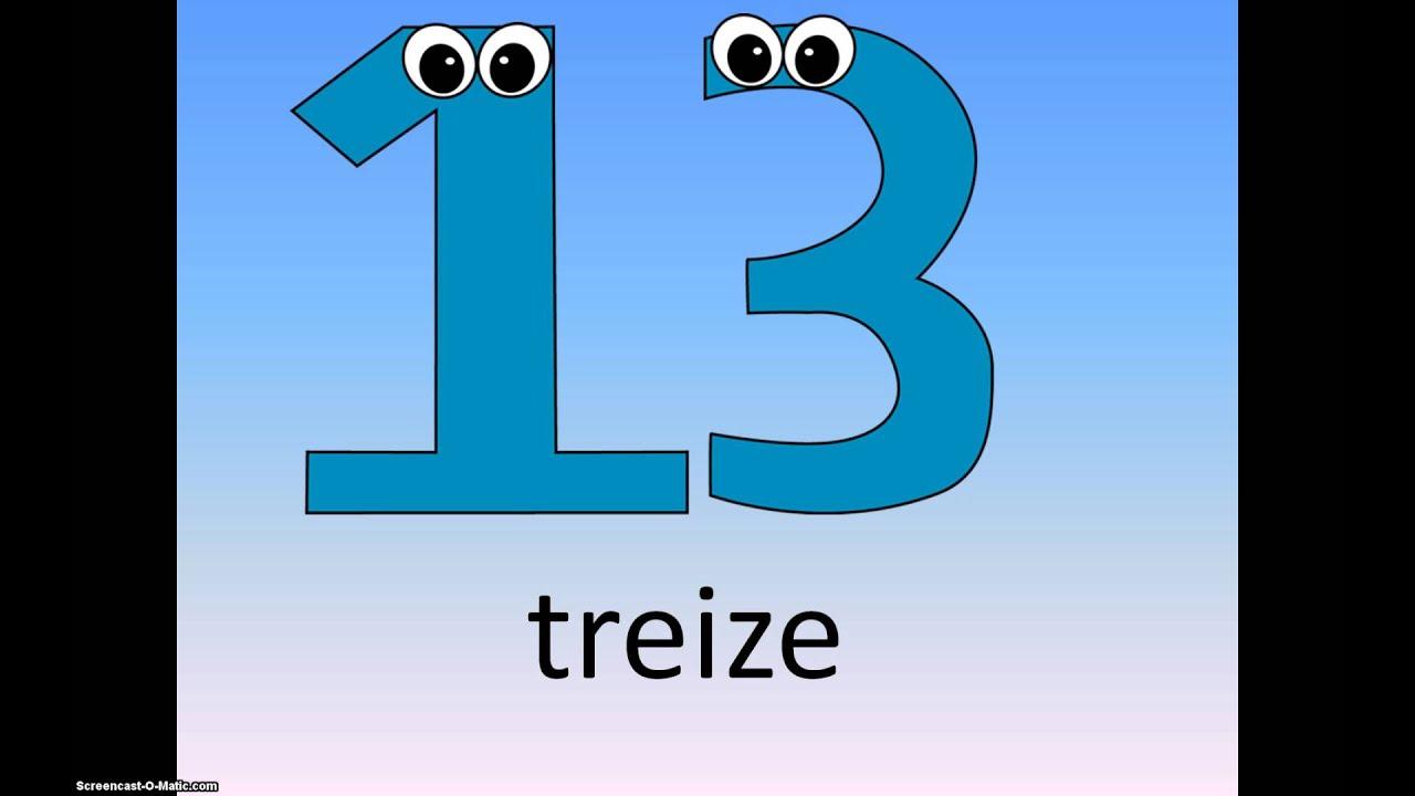 Ranska Numerot
