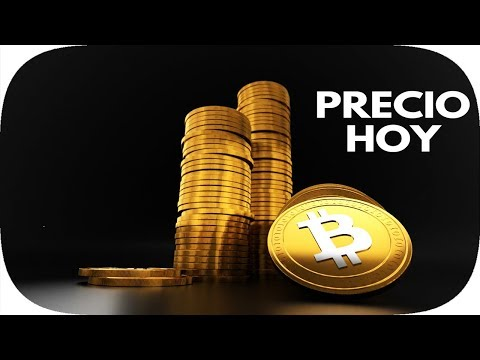 PRECIO Del BITCOIN 💰 Hoy De 24 Diciembre Del 2019 - Actualizado MINUTO A MINUTO