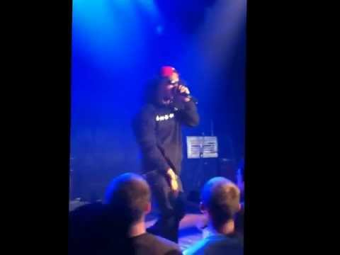Ab-soul Pass The Blunt *LIVE AT TOADS PLACE
