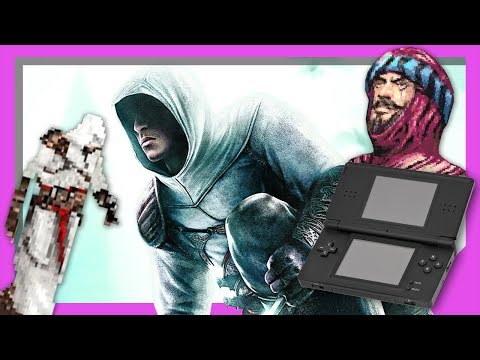 A Look Assassin's Creed's Weird DS Game - Port Patrol thumbnail