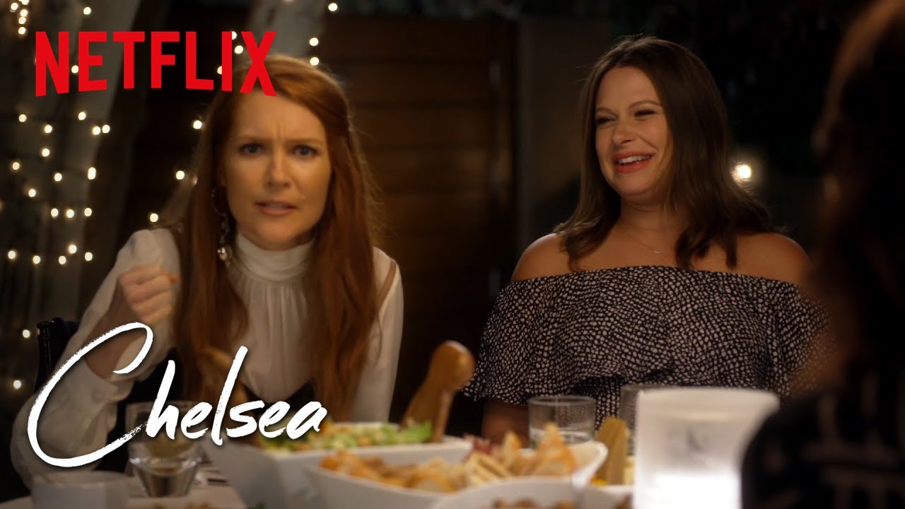 Scandal's Katie Lowes on Shonda Rhimes Telling Her Not to Lose Weight   Chelsea   Netflix