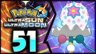 Pokemon Ultra Sun and Moon: Part 51 - Blacephalon Premier Ball Catch! [Post-Game 100% Walkthrough]
