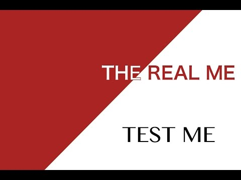 The Real Me, Test Me - Paul Schofield | Sunday 26th March 2017
