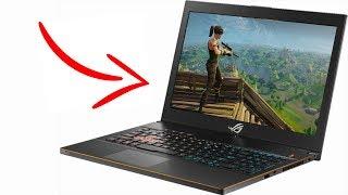 ASUS ROG Ultra Slim 120hz Gaming Laptop Unboxing (GTX 1060)