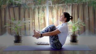 Aula de Yoga Visceral: liberação do diafragma respiratório