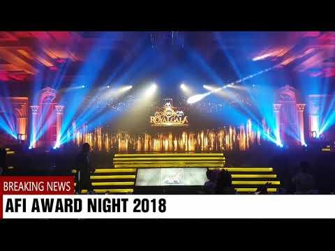 AXA Financial Indonesia Award Night 2018
