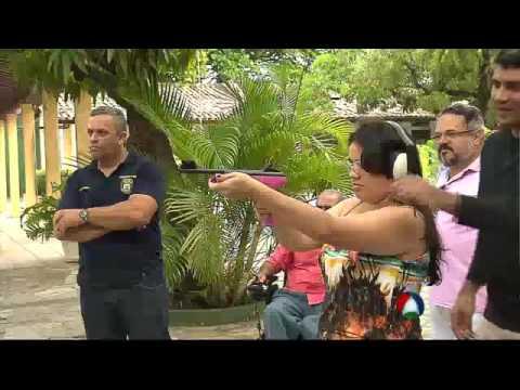Tiro Esportivo TV Atalaia
