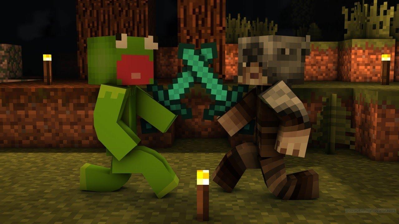 Minecraft Lucky Block MiniGame | Lucky Sword OP?!