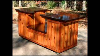 Custom Big Green Egg Cabinets Custom Big Green Egg Countertops