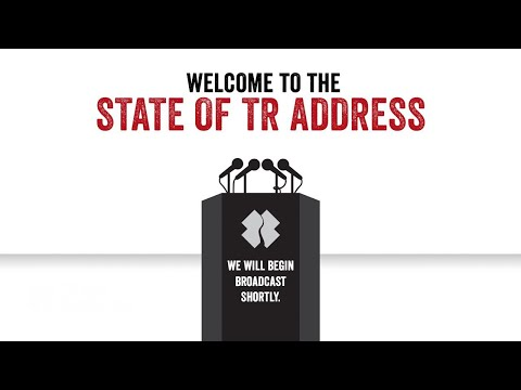 2017 State of TR Address