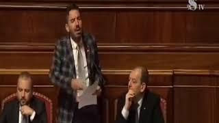 Senatore Massimo Ruspandini 21.12.18