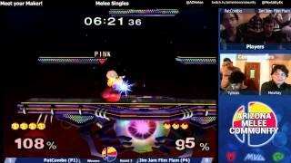 PatCombo vs. Jim Jam Flim Flam