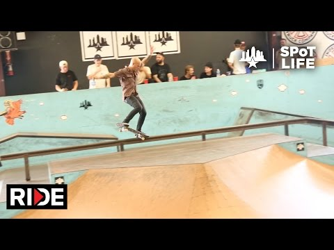 Jamie Thomas, Franky Villani, Adrian Lopez - 20 Years of Zero Demo - SPoT Life