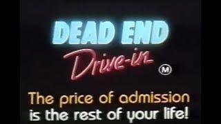 Dead-End Drive In (1986) - Teaser Trailer