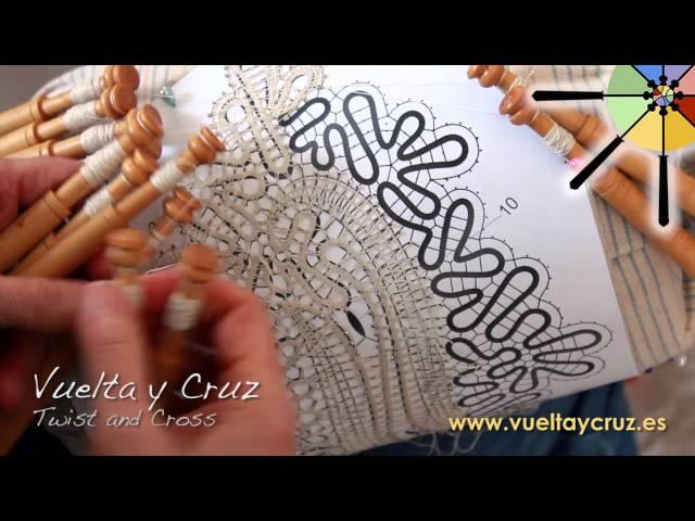 Lección 1 de Vuelta y Cruz / Lesson 1 by Twist and Cross