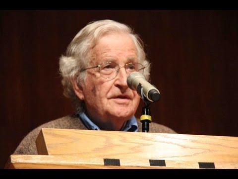 Q&A on Egypt with Noam Chomsky - Oct 2013