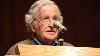 Q&A on Egypt with Noam Chomsky - Oct 2013