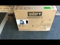 Unboxing and Review Weber Genesis II E-210 BBQ