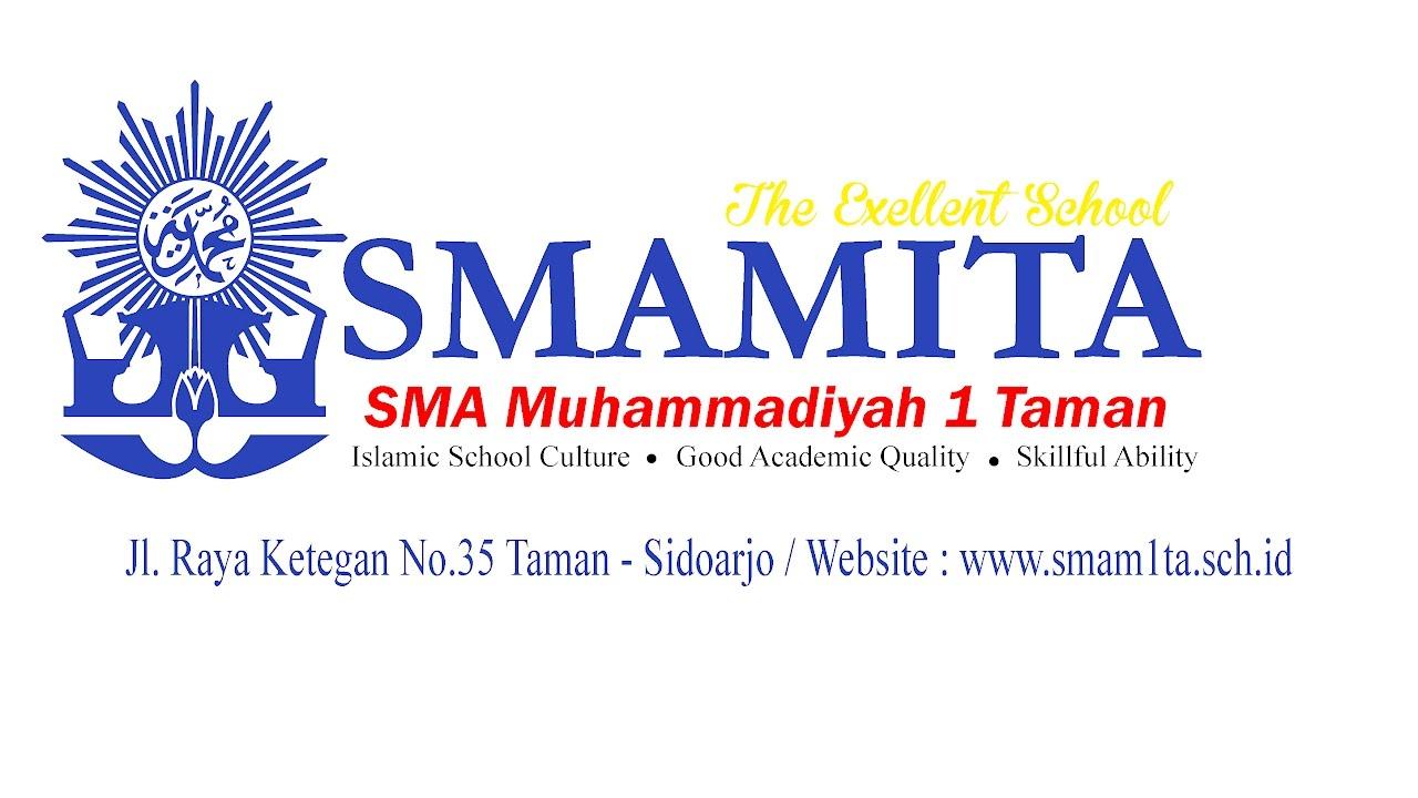 Profile SMA Muhammadiyah 1 Taman (SMAMITA) 2017 - YouTube