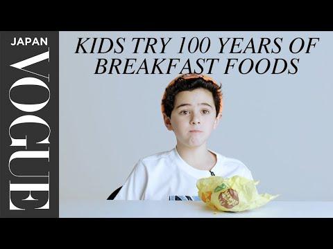 アメリカの朝食、100年の歴史。 | 100 Years of... | VOGUE JAPAN
