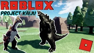 Roblox Projekt Kaiju - FINALLY A GOOD MAP! + Kaiju Titan Updates!