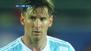 Lionel Messi vs Paraguay (Copa America 2015) HD 720p (13/06/2015) - English Commentary