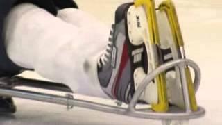 Следж хоккей стал доступен во Владивостоке