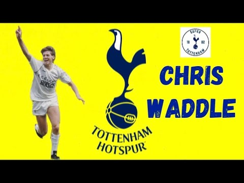 Chris Waddle - A Few of his Tottenham Goals - Part 2