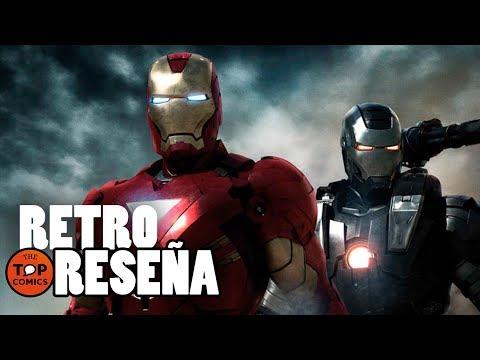 Iron Man 2 l ¿El primer error de Marvel Studios? #CaminoAInfinityWar