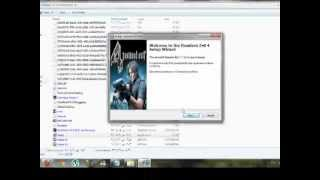 how to download and install resident evil 4