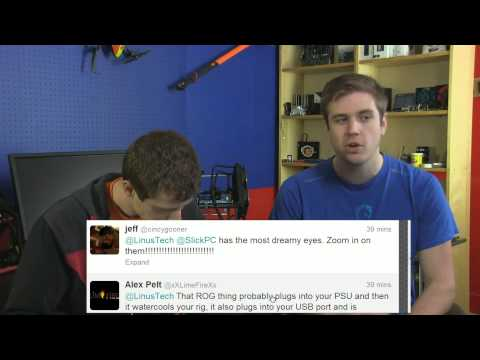 Linus Tech Tips Live Show Archive - March 8, 2013